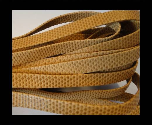 Snake Leather Cords-Flat-N10-10MM