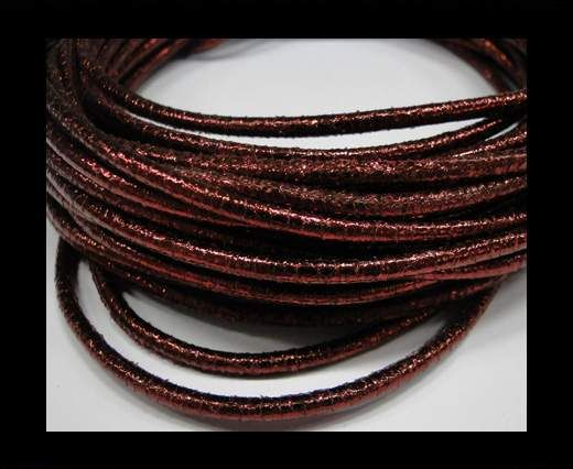 Special Real Touch Eco Leather Style 2-Maroon-3mm