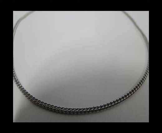 Stainless Steel Chain Item-29-0,4mm Steel