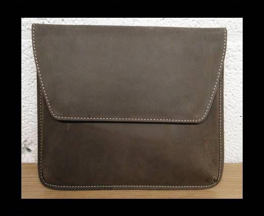 SUNS-2227 -Genuine Leather I-pad Cover