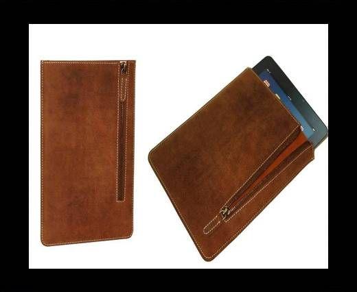 SUNS-2228- Genuine Leather I-pad Cover