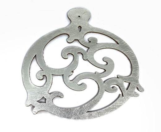 TRIBAL-7cms-style1-SILVER