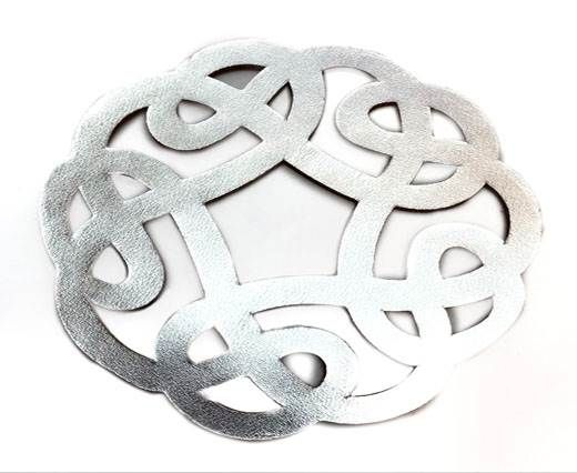 TRIBAL-10cms-style2-SILVER