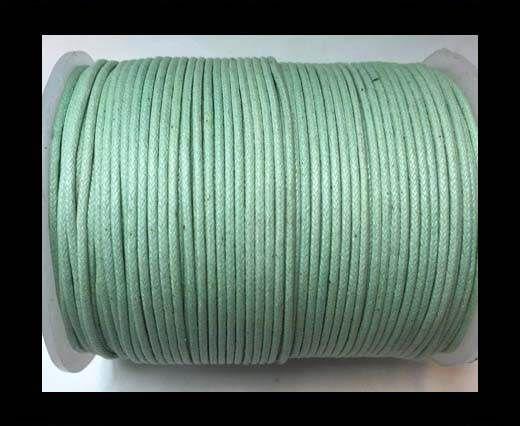 Wax Cotton Cords - 1,5mm - Mint