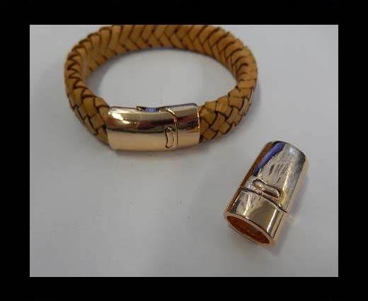 ZAML-78-10*6.5MM-Rose Gold