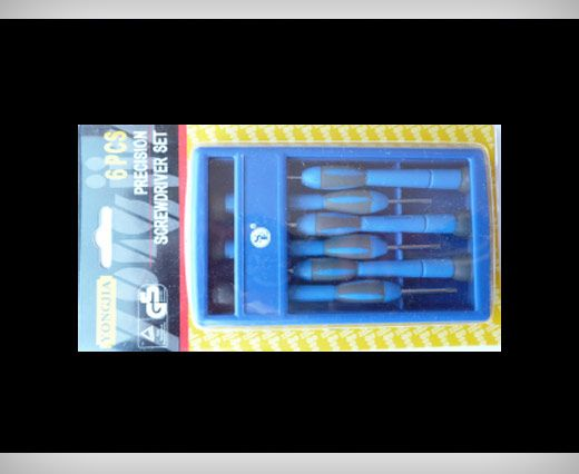 6pcs Precision Screw Driver