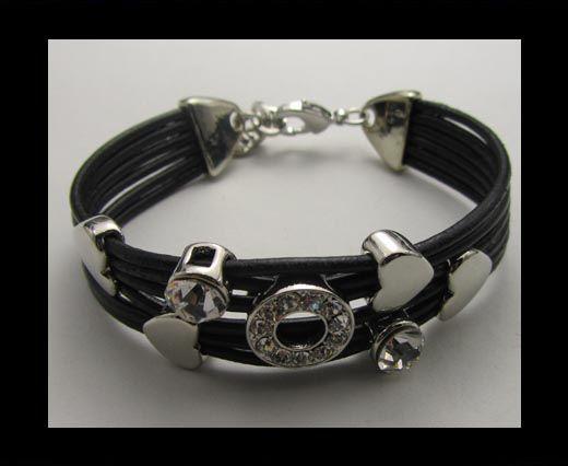 Ready leather bracelets SUN-BO501