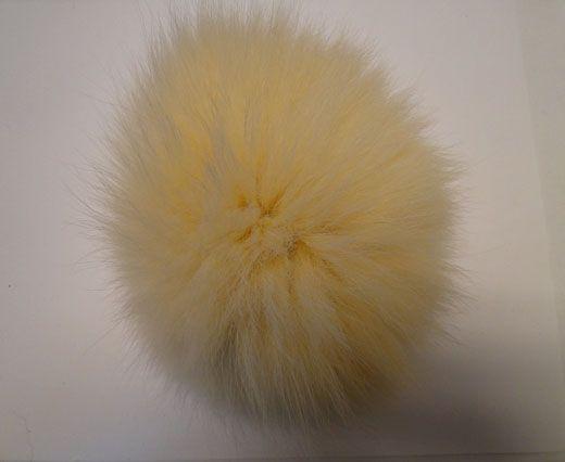 Fox Fur-Beige -14cms