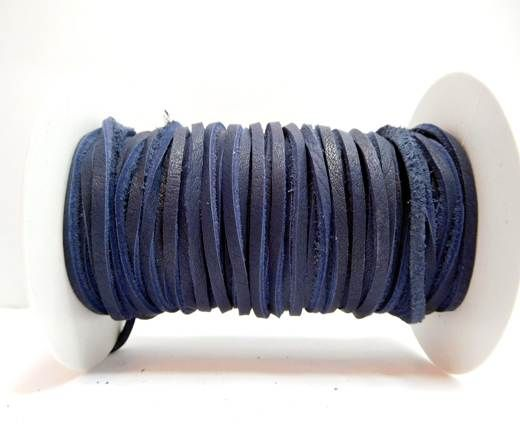 Nubuck Flat - 3mm - Blue