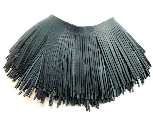 Fringes-8cms-Blue