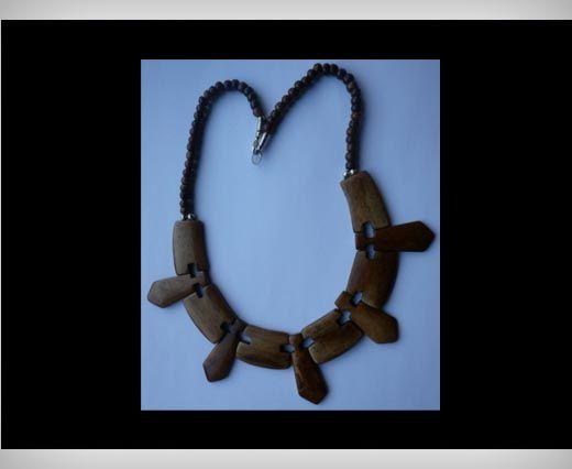 Bone Necklace BN34