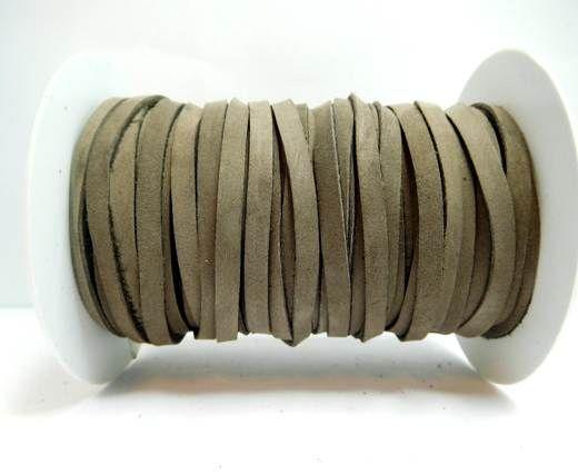 Nubuck Flat - 5mm - Brown