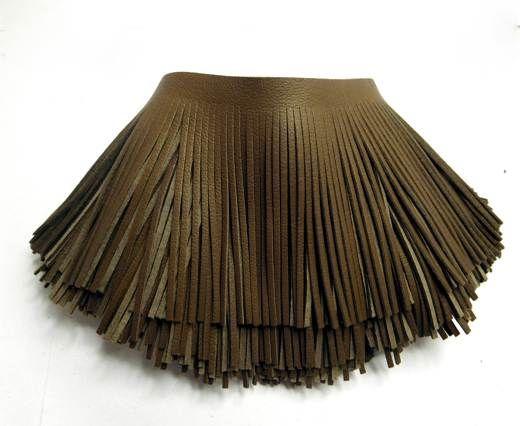 Fringes-8cms-Brown