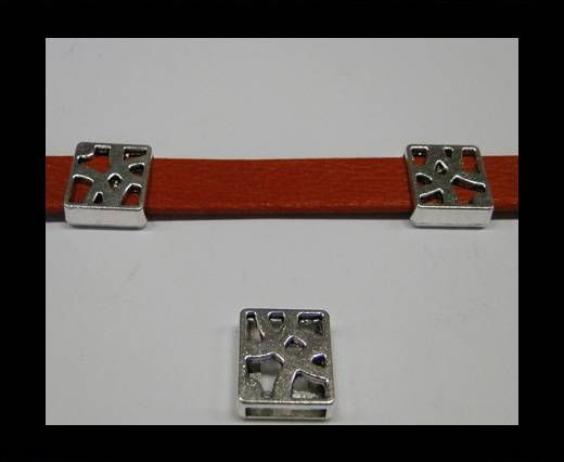 Zamak part for leather CA-3709