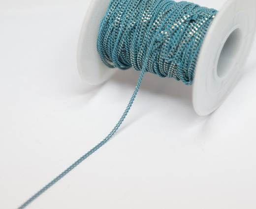Chain Style 2 - BERMUDA BLUE