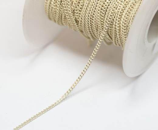 Chain Style 2 - CREAM