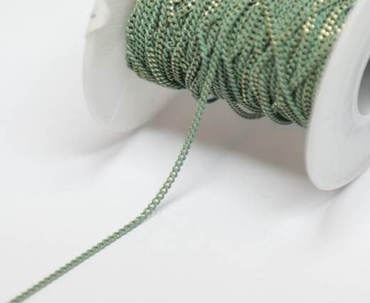 Chain Style 2 - GREEN