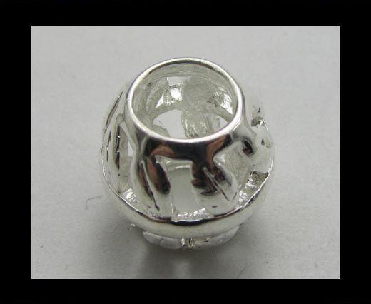 Crystal Big Hole Beads CA-4189