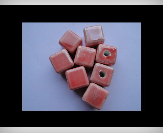 Cube-14mm-Pink