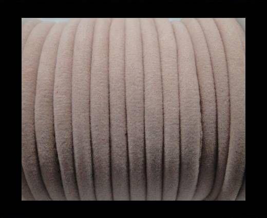 Eco-Nappa 6mm-Fabric Style- light pink