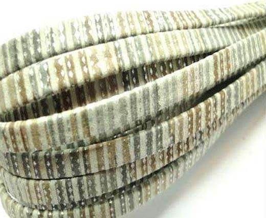 RNL.Flat folden renforced-10mm-Spiral style multicolor