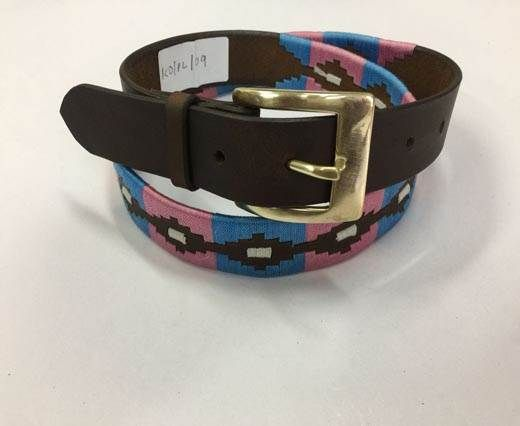 Leather Polo Belt - Style2