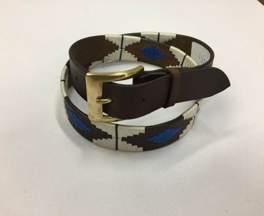 Leather Polo Belt - Style6