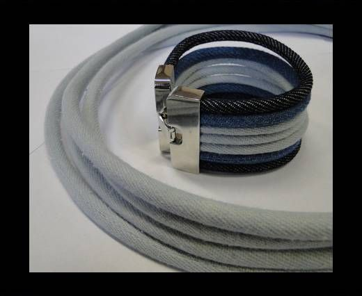 Jeans Cords-4mm-Light blue