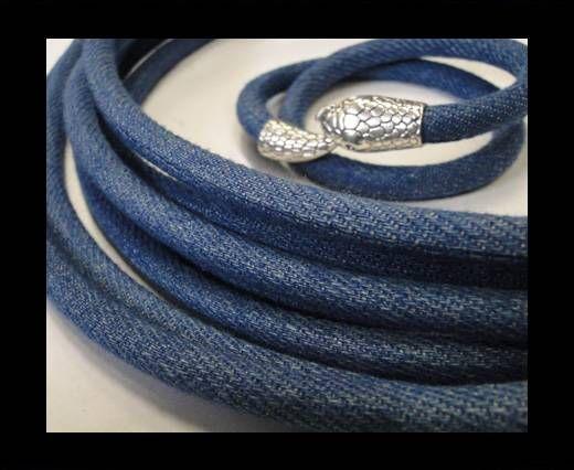 Jeans Cords-4mm-Blue