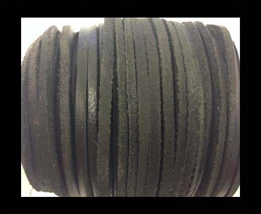 Latigo Lace 3mm by 3mm  - black
