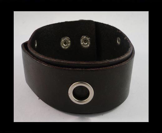 Leather bracelet SUN-BO527