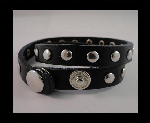 Leather bracelet SUN-BO533