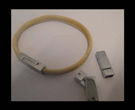 Locks for leather/Cords ZAML-62