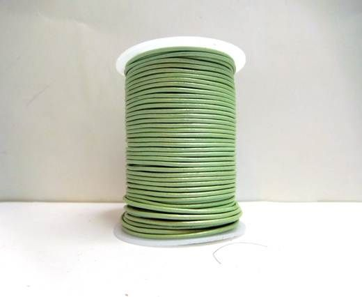 Round Leather Cord-1,5mm-M oasis