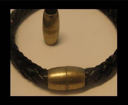Magnetic Locks -MGL-8-6mm-Antique Gold