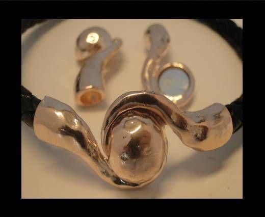 Magnetic Locks -MGL-34-6mm-Rose Gold
