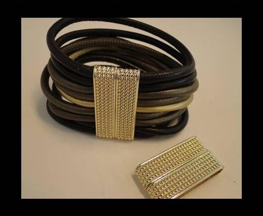 MGL-141-34*4mm-Gold