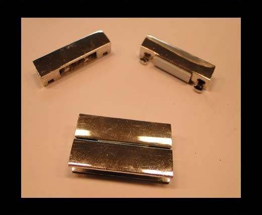 MGL-153-38*4mm-steel silver