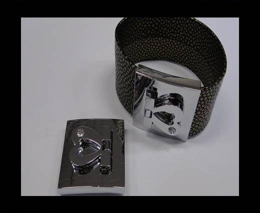 MGL-229-30*3mm Steel Silver