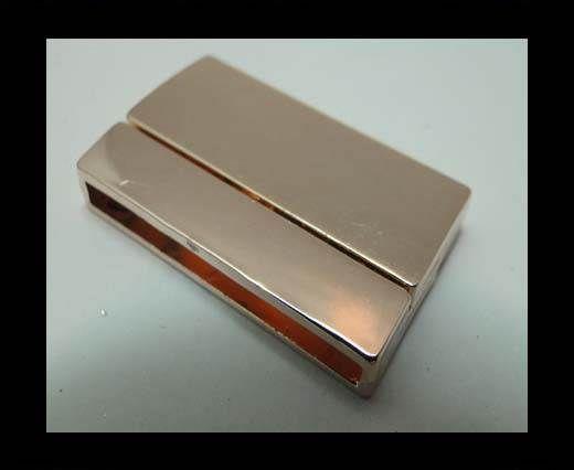 MGL-231-30*3mm-rose gold