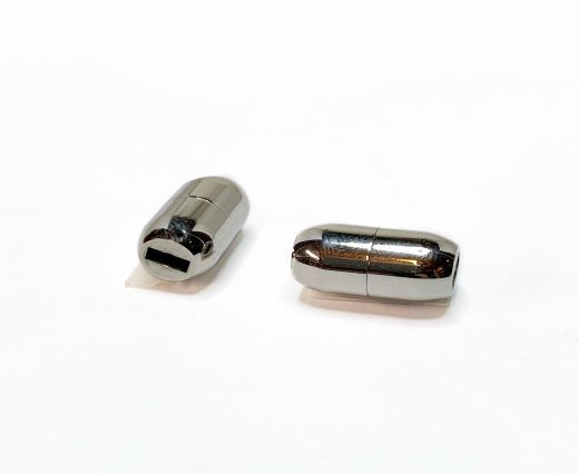 Stainless Steel magnetic clasp -MGST-55-5mm-by-2mm