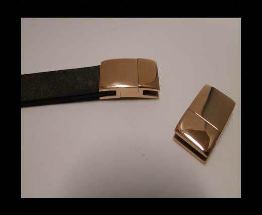 MGST-111-20*2.5mm-Rose Gold