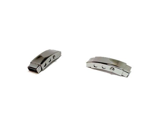 Stainless Steel Magnetic Clasp,Steel,MGST-120