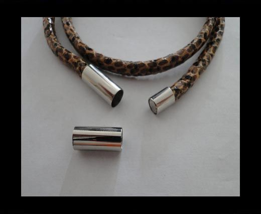 Stainless Steel Magnetic clasp MGST-38-3mm