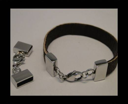 Stainless Steel Magnetic clasp MGST-63-11mm-by-3mm