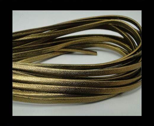 Nappa Leather Flat -3mm-Bronze