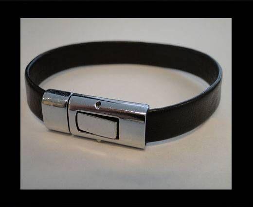 Non Steel Leather Bracelets MLBSP-8