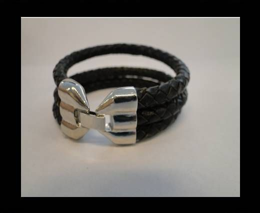 Non Steel Leather Bracelets MLBSP-19