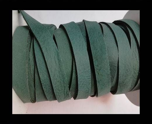 Nubuck Flat - 5mm - GREEN