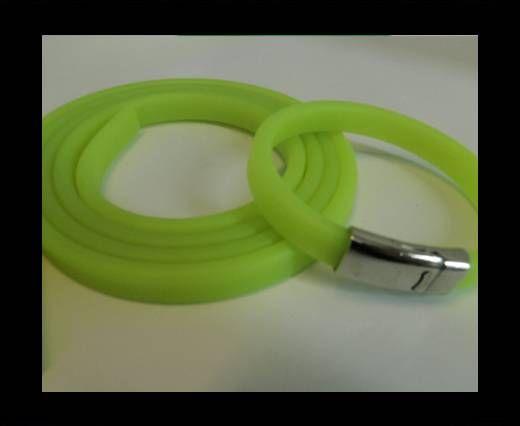 PVC-Regaliz Style-Neon Yellow